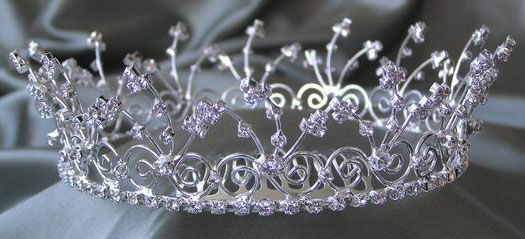 Full Crown with combs